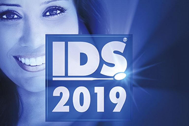 Meet us at IDS 2019